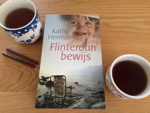 'Flinterdun bewijs' van Kathy Herman